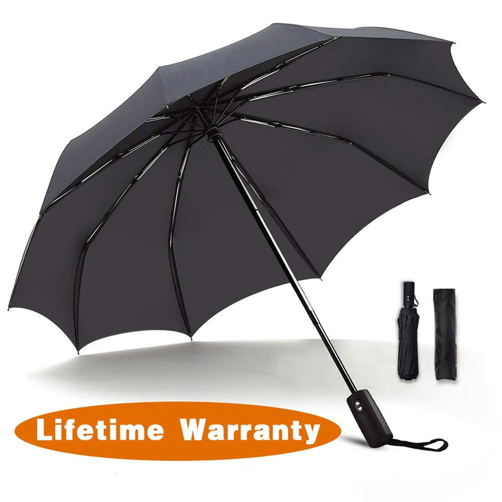 Windproof Double Layer Inverted Umbrellas Reverse Folding Portable Sunscreen Female Parasol Umbrella UV Protection