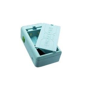 Image 5 - Original WIZMAN Puff Boy 200W Mod Dual 18650 Battery Box Mod Electronic Cigarettes Support 0.1ohm   3.0ohm E Cigarettes PuffBoy