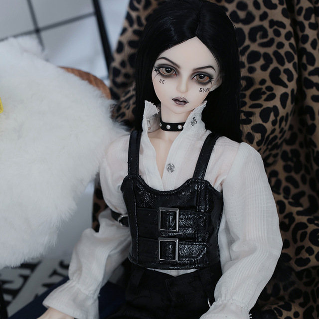 New Arrival Fairyland Minifee Iru 1/4 BJD DOLLS  FS Boy MSD Iplehouse Luts High Quality Toys Resin