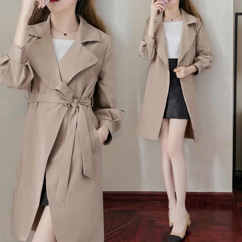 Goedkope groothandel 2019 nieuwe herfst winter Hot selling vrouwen fashion casual Dames werkkleding mooie Jas MP8261