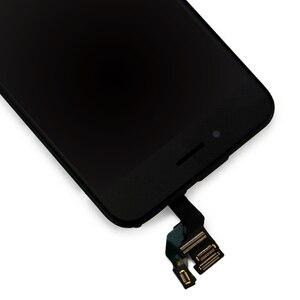 Image 4 - 5 יח\חבילה LCD מסך עבור iPhone 6G 6S מלא סט תצוגת Digitizer עצרת עם לחצן בית + מצלמה קדמית + רמקול