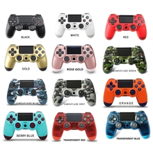 Wireless DualShock 4 Controller For Playstation 4 Bluetooth Dual Vibration Gamepad For PS4 PS3 PC Andriod Gaming Accessories