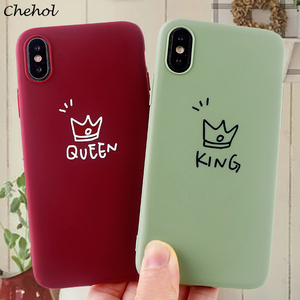 Couple Phone Cases for iPhone