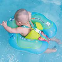 Anillo de natación para bebé, flotador inflable para niños, flotador, accesorios para piscina, círculo, baño, anillo inflable, juguete para Dropship