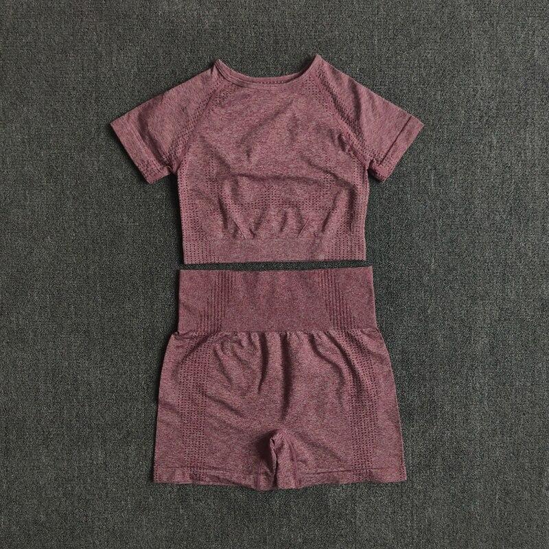 ShirtsShortsWine