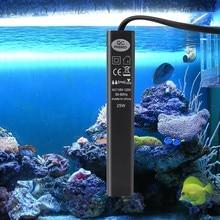 4 #25w Aquarium Chauffe-Chauffe-Aquarium Pour Thermostat Intelligent Réglable Tige de Chauffage Aquarium Thermostat Fit 3 À 5 Gallons