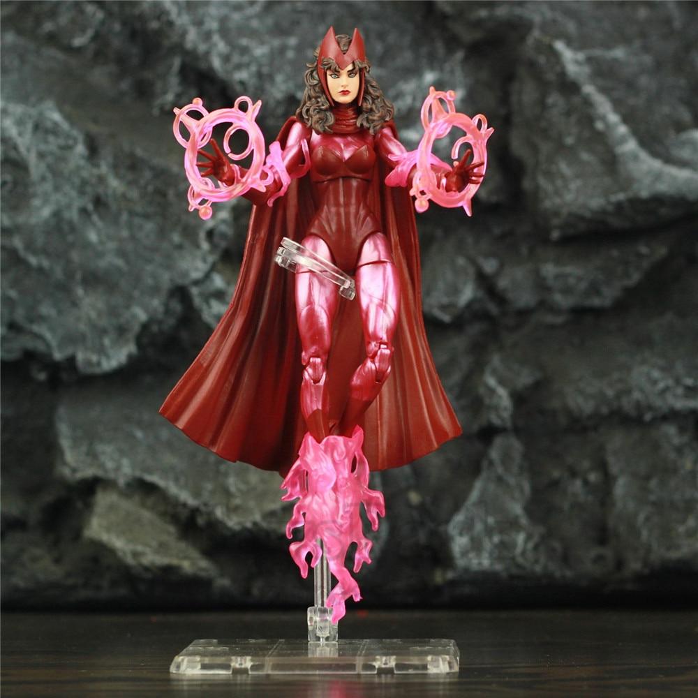 Marvel Legends Scarlet Witch 6