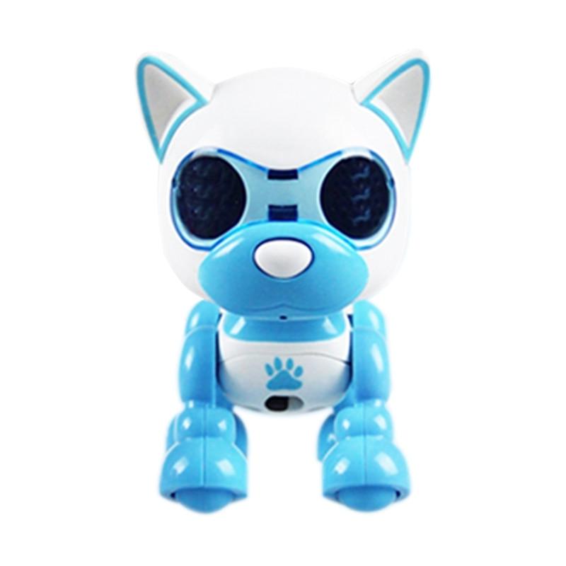 Smart Robot Dog Electronic Puppy Pets Toys Children Nductive Press Intelligent Interaction Fun Playmate