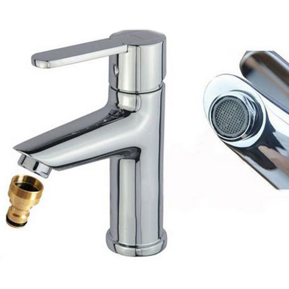 Universal Kitchen Tap Hose Faucet Adapter Copper Connector Adapter Mixer Tube Accessories Faucet Kitchen Utensil