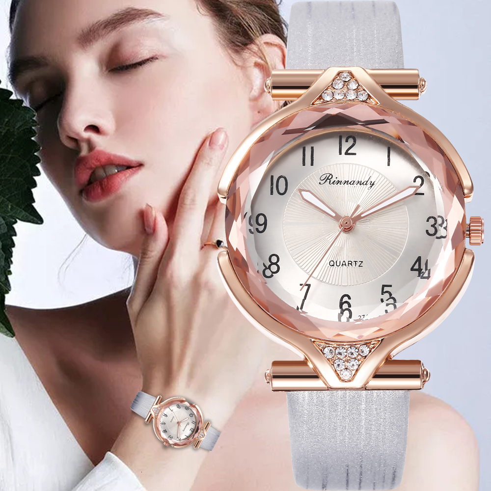 Exquisite Wrist Watch Women Watches Famous Brand Female Clock Quartz Watch Ladies Quartz-watch Montre Femme Relogio Feminino