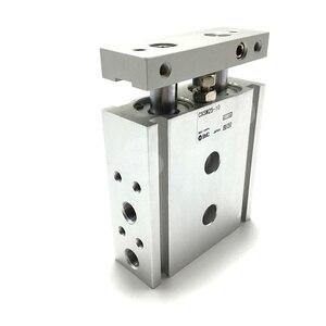 Image 5 - CXSM25 10,15,20,25 FSQD SMC Tipo di componente pneumatico A Doppio Stelo Cilindro di Base di aria strumenti di serie CXSM