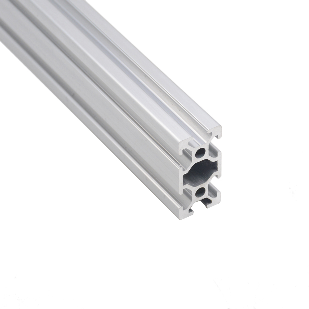 <font><b>2040</b></font> Aluminum Profile <font><b>Extrusion</b></font> EU European Standard Anodized Linear Rail Guide 100/200/300/400/500mm <font><b>2040</b></font> CNC 3D Printer Parts image
