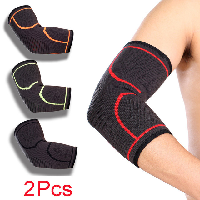 2Pcs Elbow Pads