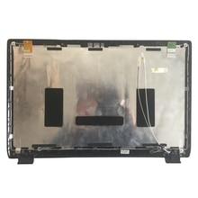 LCD ด้านบนสำหรับ SAMSUNG NP RC530 RC528 RF511 RF510 LCD ปกหลัง