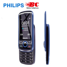 Original Philips E520 slide old man 2 4 inch mobile phone 1050mAh big character loud big screen old machine cheap Detachable 128M Others Up To 120 Hours NONE Nonsupport Feature Phones Not Touch Screen English 240x320 Micro Usb None Front Camera