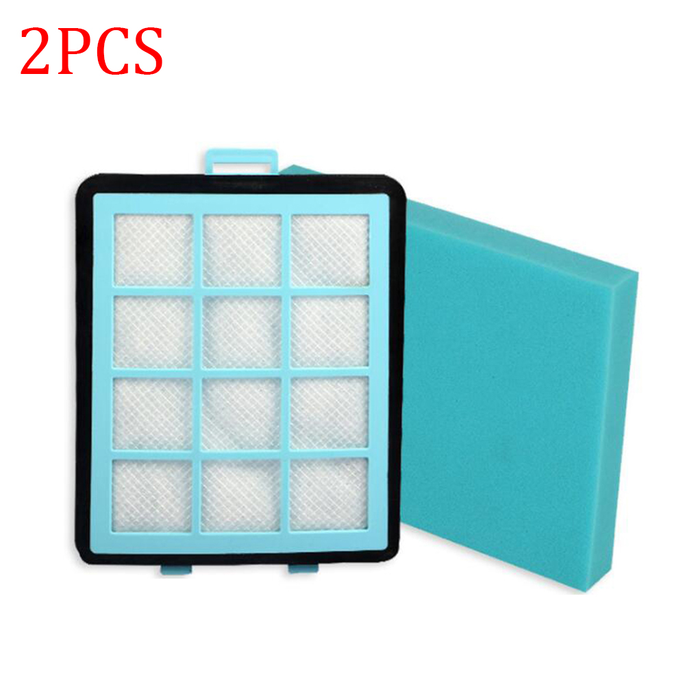 Replacement Accessories HEPA Filter For Philips FC8760 FC8761 FC8764 FC8766 FC8767 Vacuum Cleaner Parts With Sponge Cotton