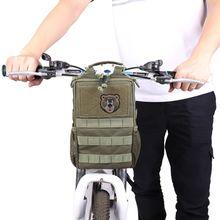 Велосипедная сумка на руль сотовый мобильный телефон для хранения