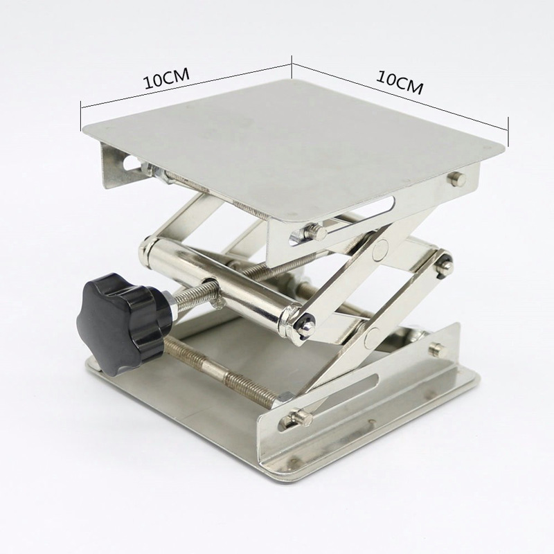 High Quality Drill Lift Table Bench Lifter Router Laboratory Lifting Platform Stand Woodwork