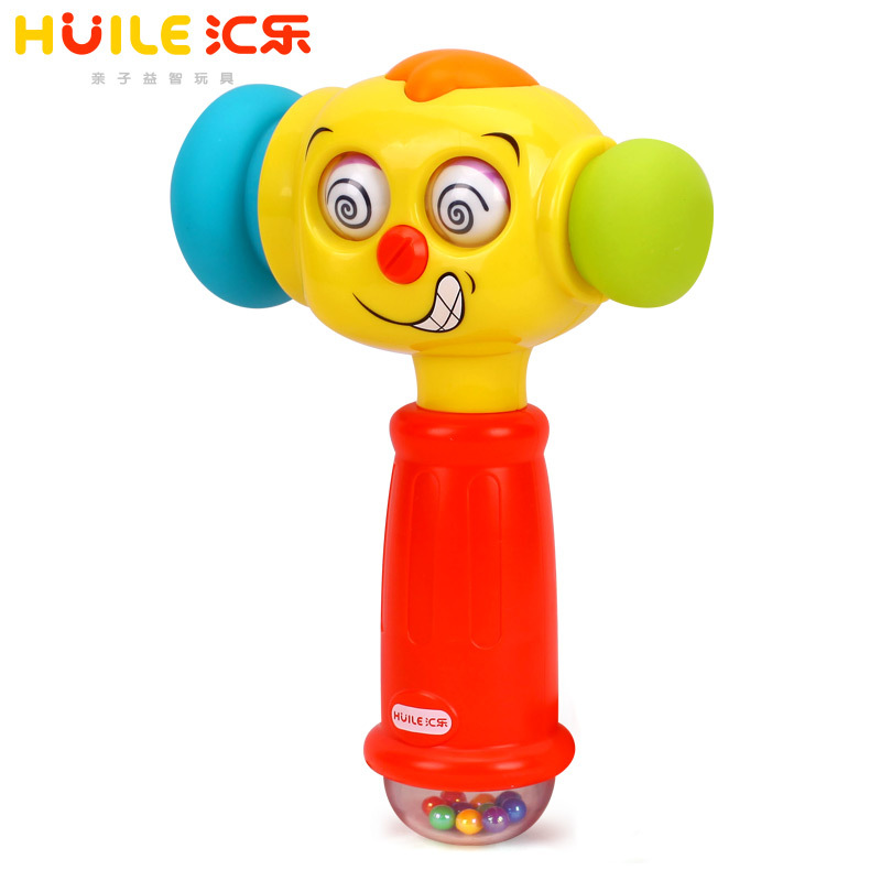Department Of Music 767 Children Music Small Hammer Early Childhood Educational Baby Boy Beat Toy 1-2-3-Year-Old 6 Months