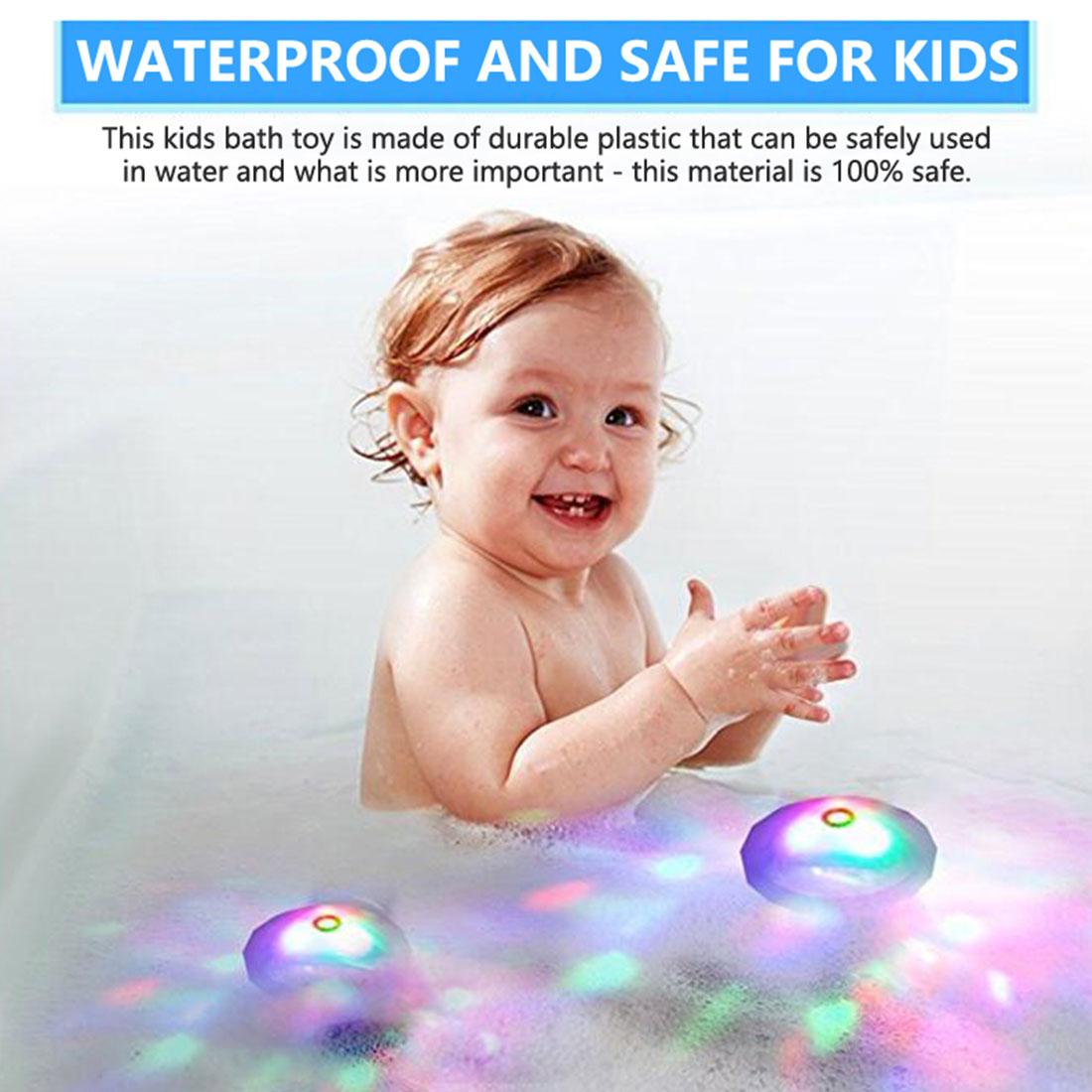 aaa de luz para banheiro, design criativo à prova d'água