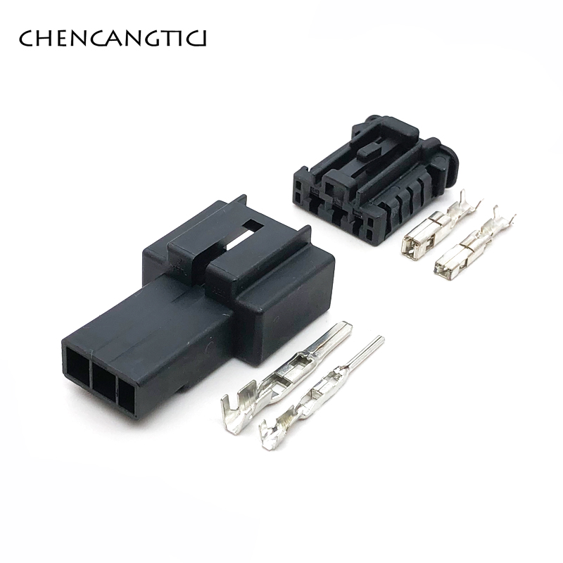 2 комплекта, 3-контактный Электрический автомобильный жгут проводов, разъем прикуривателя для Peugeot Citroen Sega Elysee C2C3XR4