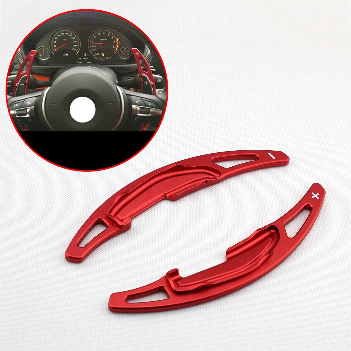 Décalage Paddle manette de vitesse volant DSG Fit Pour BMW M2 M3 M5 M6 X5M X6M F80 F82 F10 F85 ACCESSOIRES