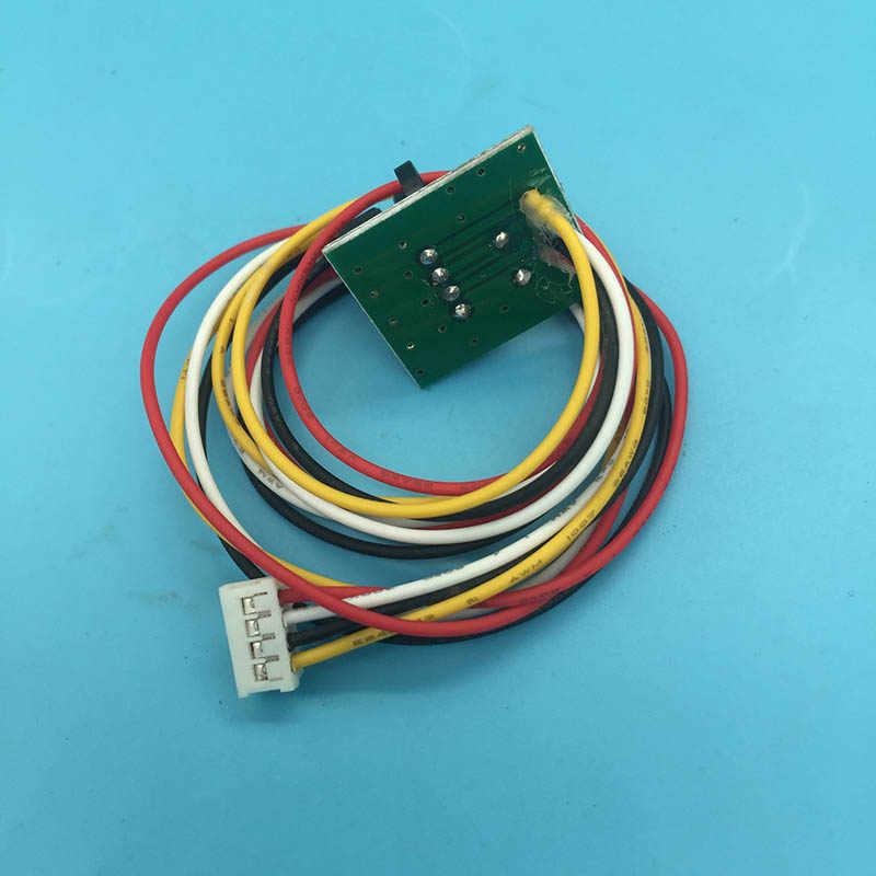 Mutoh CR Encoder Raster Sensor untuk Mutoh VJ-1204 VJ-1604 VJ-1604W RJ-900C VJ-1614 Printer DX5 Kepala Decoder Linear Raster Sensor