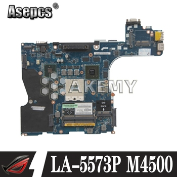 NAL22 LA-5573P for Dell Precision M4500 laptop motherboard CN-00RJ4K 058R56 01GNW3 100% TESTED