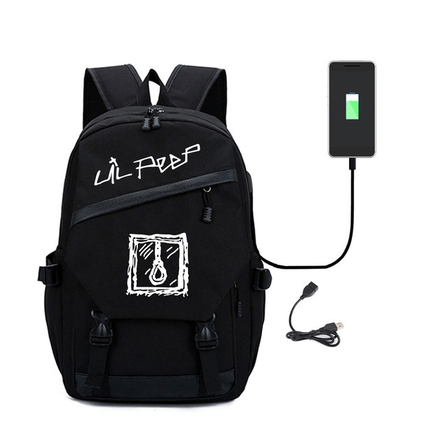 LIL PEEP BACKPACK (4 VARIAN)