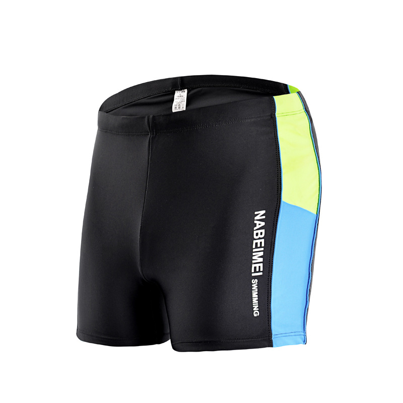 Na Tony MEN'S Swimming Trunks Men Quick-Dry-Style Large Size Swimwear Fashion & Sports Anti-Exposure Awkward Pin Se Kuan