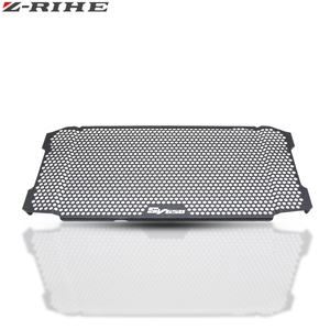 Image 4 - Motorcycle SV650 Radiator Guard Grill Cover Water Tank Cooler Bezel Protector Grille for Suzuki SV 650 SV650 SV650X 2018 2019