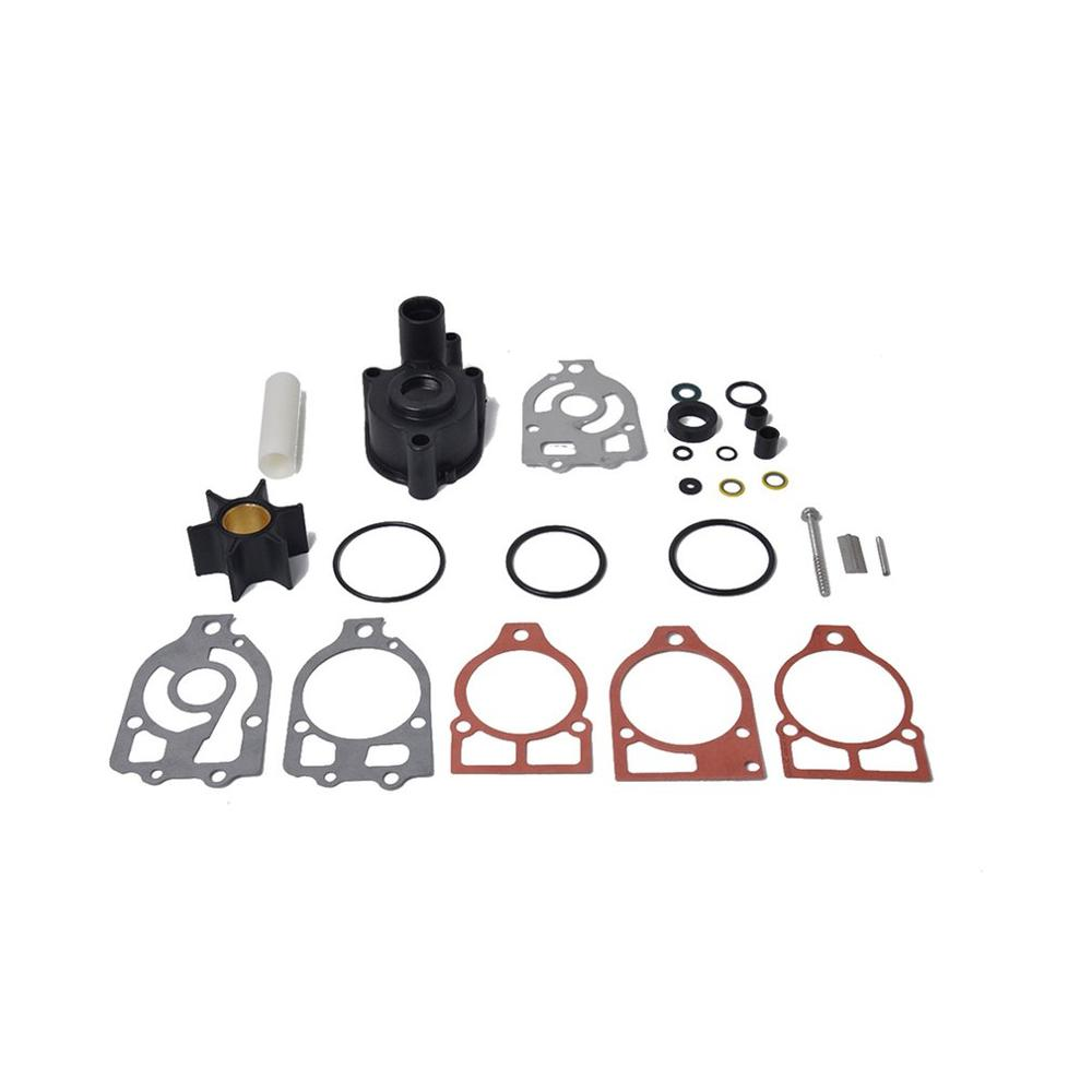 Water Pump Impeller Repair Rebuild Kit Connection Tube Gasket Seal O Ring Accessories 46 96148A8 For Mercruiser Mercury