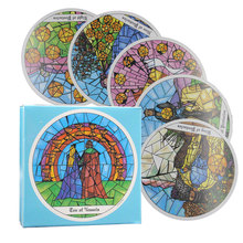 2020 New Arrival 78 Cards Cloisters Tarot Cards Decks Board Games Adults Card Game