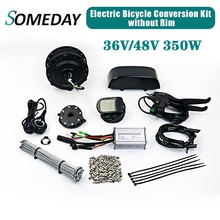 Conversion-Kit 350W Tricycle SOMEDAY Front 36V for MTB Scooter Rim Rear-Motor-Hub-Wheel