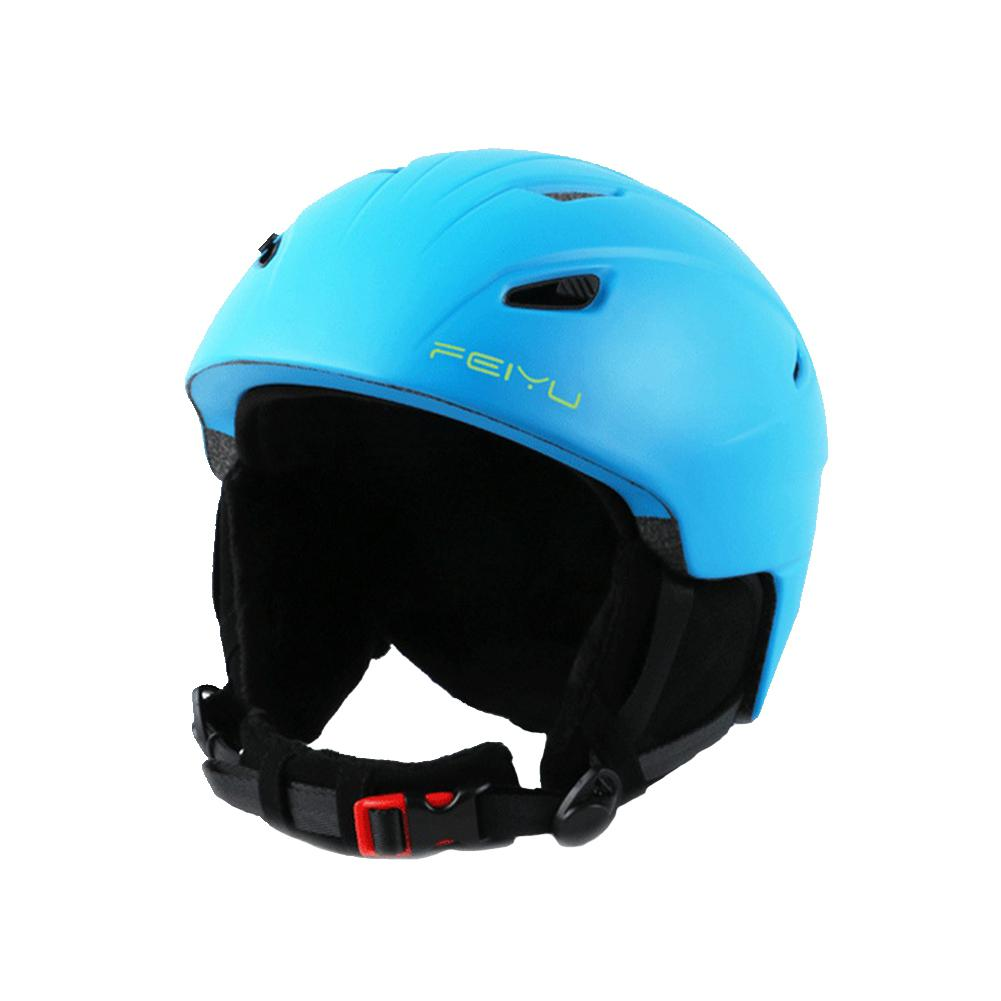 HobbyLane Outdoor Ski Protective Helmet Cave School Mountain Rescue Equipment Expansion Helmet Cap Cave Work Helmet Hot Blue