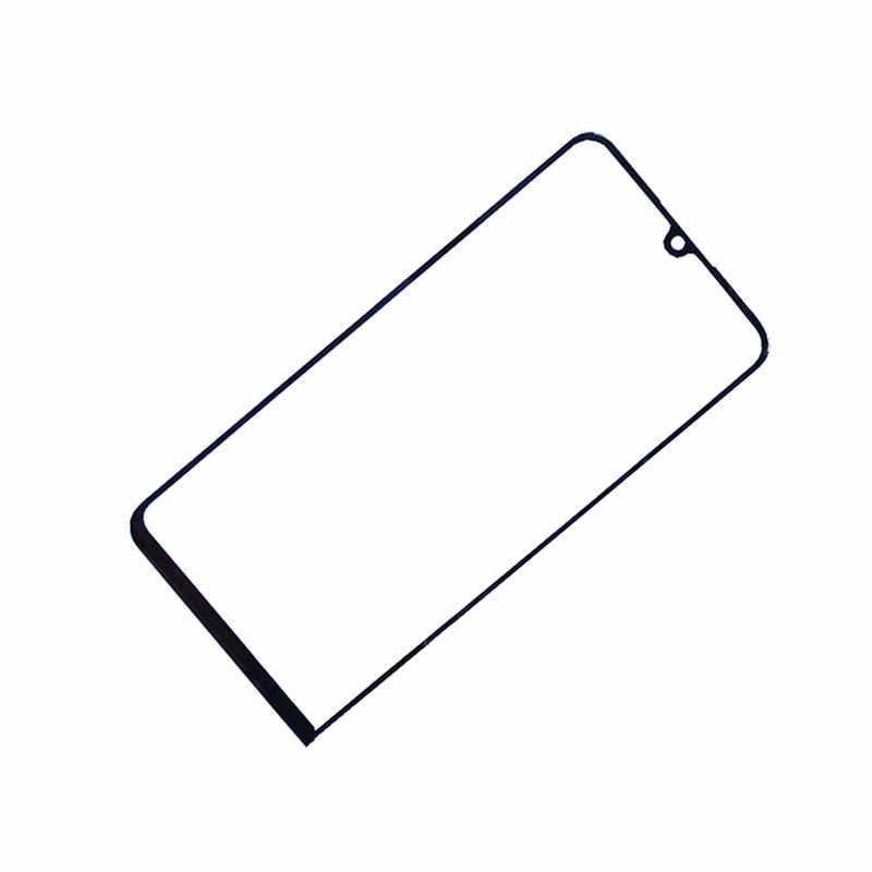 A 10 شاشة خارجية لسامسونج غالاكسي A10 الجبهة لوحة اللمس شاشة الكريستال السائل خارج الزجاج غطاء عدسة الهاتف إصلاح استبدال أجزاء
