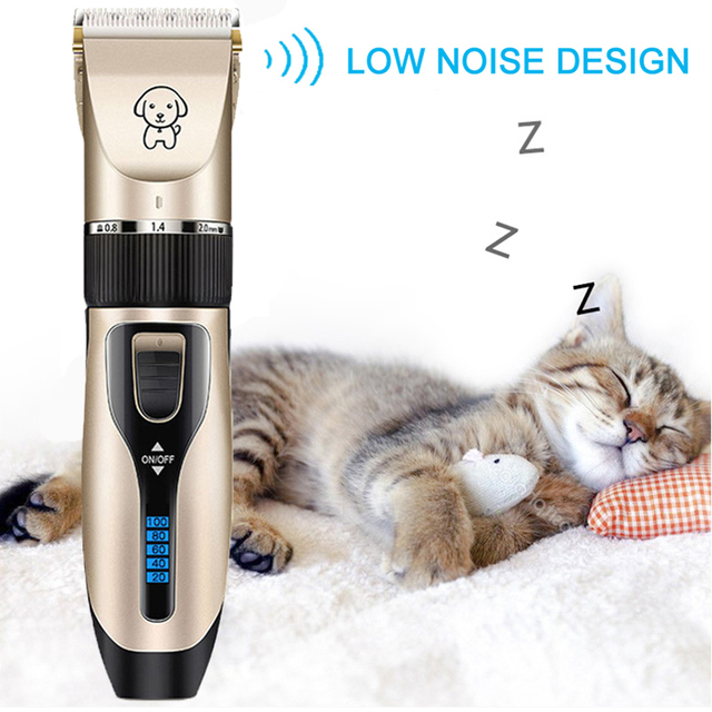 Dog Hair Cutting Remover Grooming Kit 5