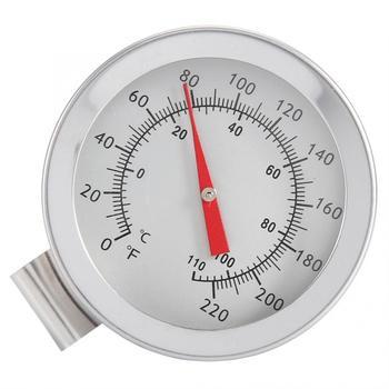 Termometry do domu 1 szt Czajnik Clip on Dial termometr domowe warzenie wina termometry do piwa termometry do domu tanie i dobre opinie CN (pochodzenie) Termometry kuchenne Metal Tarcza