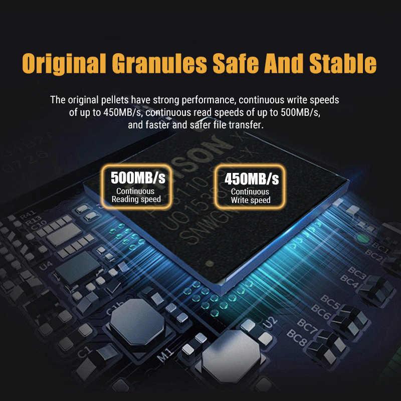 Reainno 480 GB/512 GB satra3 SSD 2,5 pulgadas controlador 3D NAND flash disco interno de estado sólido de fábrica directamente suministro ordenador portátil de escritorio
