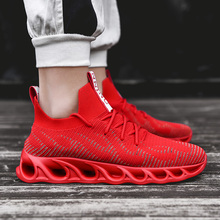 Fashion breathable Sneaker for run Mens Running Shoes Professional outdoor running shoesSneaker shoes