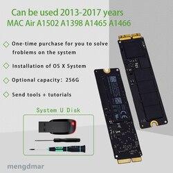 256 GB SSD ل 2013 2014 2015 ماك بوك اير 2013 2014 2015 ماك بوك إيماك 2013 2014 2015 برو 2014 البسيطة أقراص بحالة صلبة