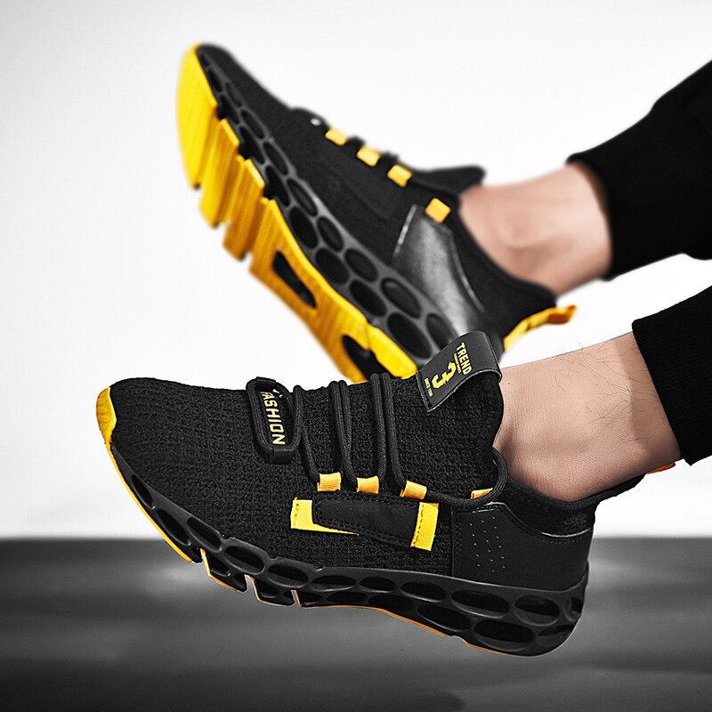 sapatos de verão dos homens hombre confortável