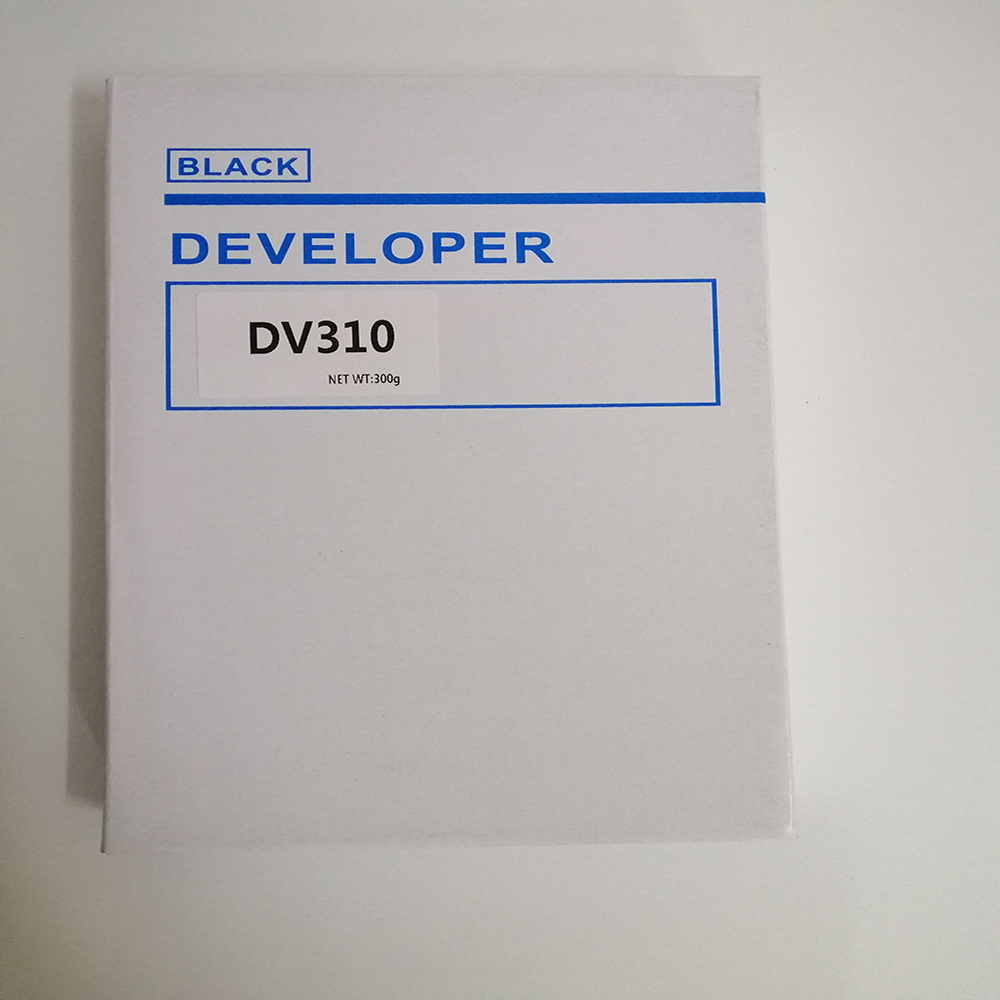 Vilaxh DV310 Developer PowderBlack Color For Konica Minolta <font><b>Bizhub</b></font> <font><b>250</b></font> 350 282 362 200 Printer image