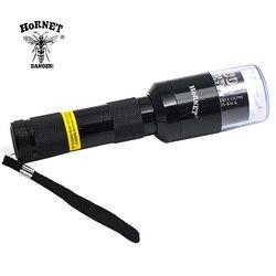 Hornet moedor de erva tocha elétrica forma triturador manivela folha tabaco miller especiaria moedor de tabaco