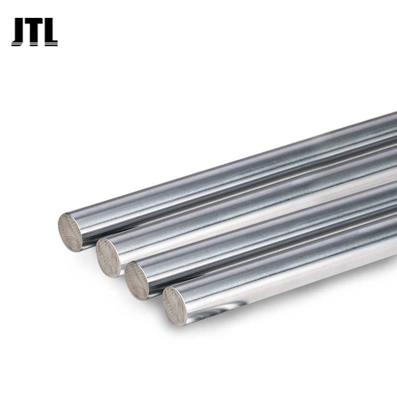 12 mm High Precision Linear Shaft Cylinder Rail INA Premium Quality 100-1000 mm