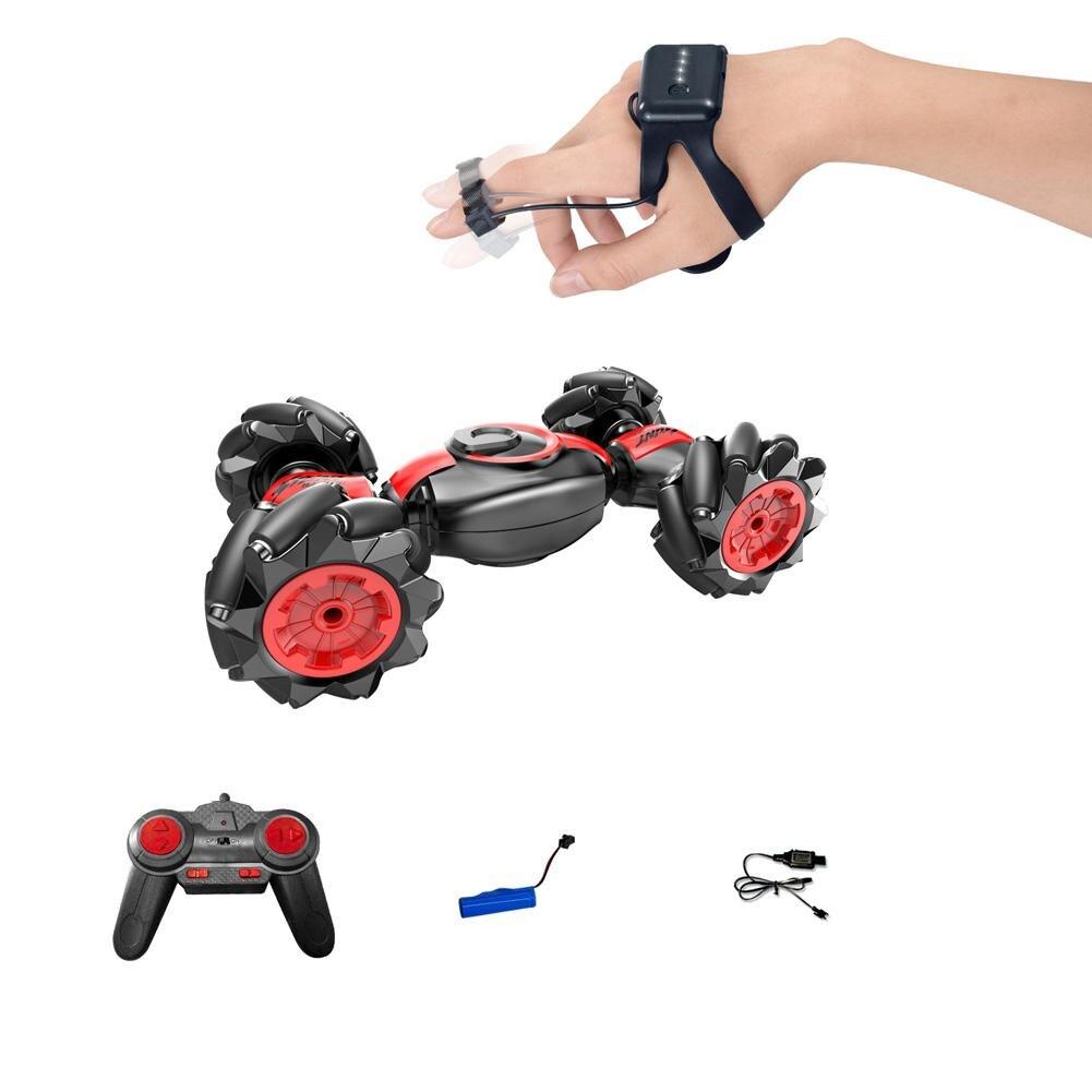 HobbyLane пульт дистанционного управления трюк Ca жесты зондирования скручивание вождение автомобиля игрушка Подарки - 3