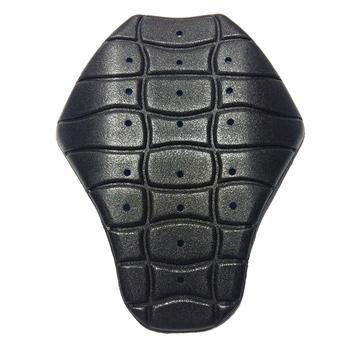 Motocykl zbroja na tył ochraniacz wkładka do jazdy kurtki motocyklowe czarny tanie i dobre opinie Dovewill