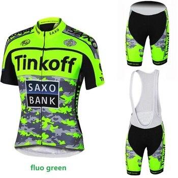 2019 Saxo Bank Tinkoff Ropa de Ciclismo/ciclo Ropa Ciclismo Ropa deportiva/bicicleta de...