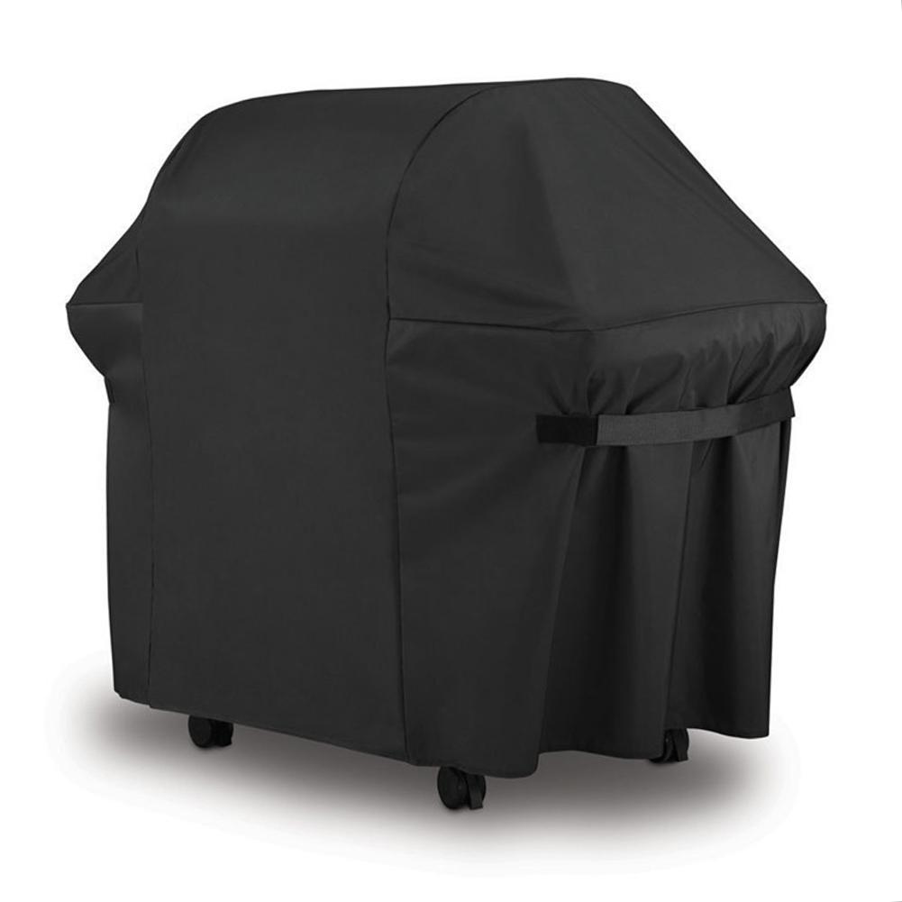 Outdoor Barbecue Cover 600D Oxford Cloth Premium BBQ Grill Cover Heavy Duty Gas Anti UV Garden Furniture Cover