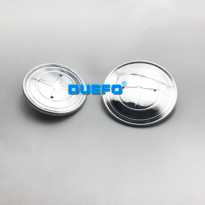 Car Wing Mirrors & Accessories Door/Wing Mirror Chrome Manual RH ...